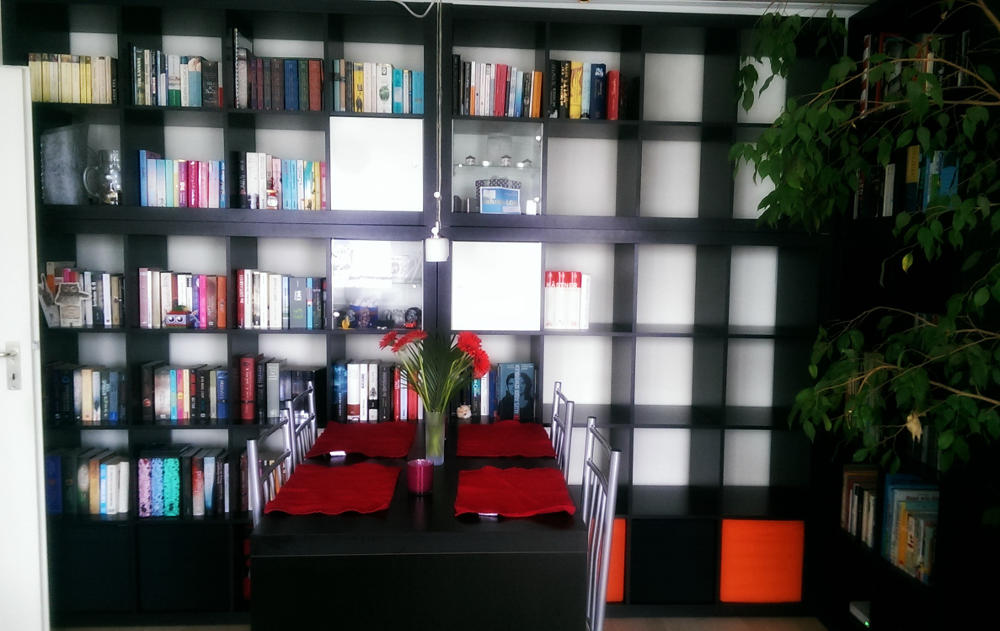 Wohnideen-Highlight: Mein Expedit-Bücherregal