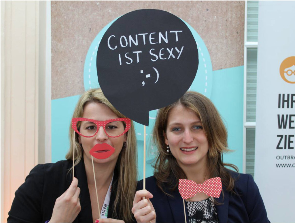 Fotobox, Contentday 2016